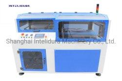 Verzegelende het Krimpen van het Type van L van de hoge snelheid Automatische Machine voor de Elektronika van de Boeken van de Schoonheidsmiddelen van het Stuk speelgoed van het Vakje