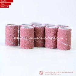 Красный керамический, обедненной смеси голубого цвета муфты для шлифования лак для ногтей промышленности