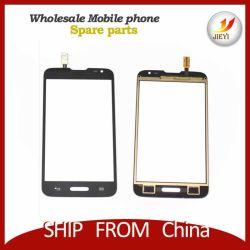 Téléphone mobile Touch pour LG Optimus L70 D321 MS323 D325 double carte SIM Version panneau tactile de numériseur d'écran tactile