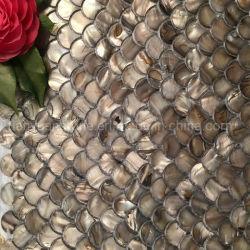 Shell Natural mosaico Mosaico de nácar