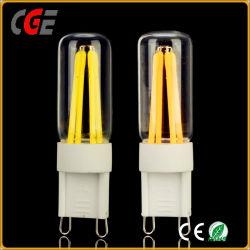 La lampadina delle lampade G9 LED delle lampade LED della lampadina del LED sostituisce l'illuminazione chiara della lampada alogena il LED LED