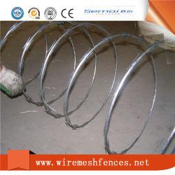 Китай Premium Bto22 оцинкованных предельно колючей проволоки сетки ограждения