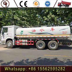 Sinotruk camiones tanque de agua utilizado Secon carretilla de mano