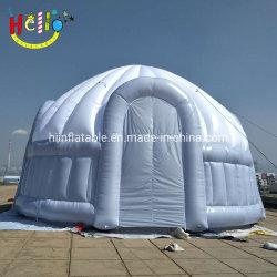 Китай торговой выставке водонепроницаемый Marquee надувной купол палатки