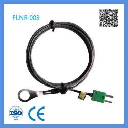 熱いランナーシステムのための溶接されたポイントが付いているワイヤータイプ多様な熱電対センサーJ