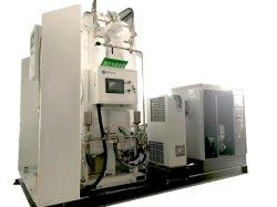 Krankenhaus-medizinischer Sauerstoff-Gas-Generatorpsa-Sauerstoffbehälter, der Pflanze für Verkauf wieder füllt