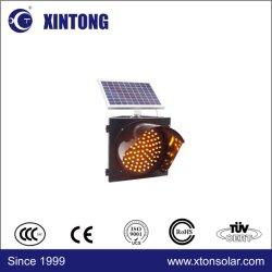 太陽エネルギーのトラフィックの標識燈