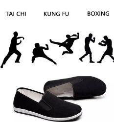 Alte Peking-Tuch-Schuhe Hand-Stickten weiche Sohle-bequeme Frauen-Schuhe