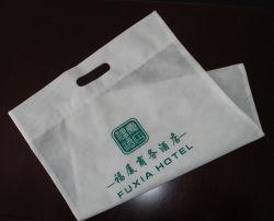 Sac shopping Non-Woven 60GSM /Sac Hotel Use/ Laundray Sac (GHB001)