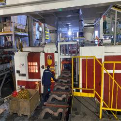 precio de fábrica automática Horizontal máquina de moldeo para Auto Parts