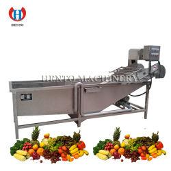 Pulitore automatico elettrico commerciale con esperienza dell'ortaggio da frutto