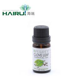 Speciale prijs stoomdestill extract Aroma Fabrikant Moisturizing gecertificeerd met MSDS Clove Oil