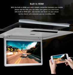 12.1 polegadas Lanternim HDMI para a Toyota Alphard