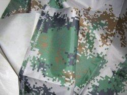 Manteau de pluie de tissus pour l'armée (SPCMF003)