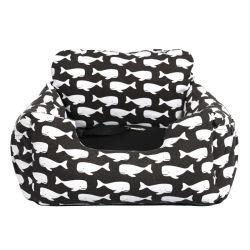 Carro Kennel Pet Travel Car Seat cão pequeno e médio tamanho Canil almofada animal de estimação suprimentos Atacado PET Bed