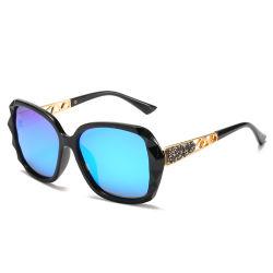 2021 Whosale Maysun Nuevo Diseño de lujo de última moda gafas de sol para mujer gafas de sol Logotipo personalizado Rectángulo