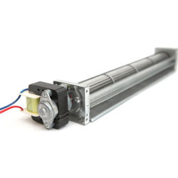 중국 공장 30mm 40mm 120mm 90mm 230V 115V 12V 24V PWM O-10V 속도 제어를 포함한 DC 교차 흐름 팬 PTC 히터