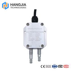 4-20mAマイクロ空気ガスの差動圧力センサーのトランスデューサー