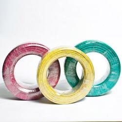 El cable de aluminio recubierto de PVC flexible el cable eléctrico