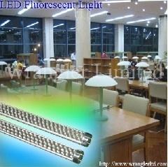 15W BAD LED Tageslicht-Schlauch (WRI-T10-DIP270 -1200)