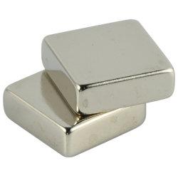Starker seltene Massen-Metallurgie-Block-magnetische Materialien mit NdFeB starken Block-Magneten