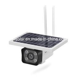 Meilleure vente de produits de sécurité WiFi Ukisolar 4G sans fil IP caméra SOLAIRE EXTÉRIEUR