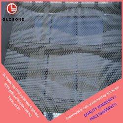 ألومنيوم مثقب أللوي مادة ديكور داخلية ذات تصميم مخصص من وضعية البلانك