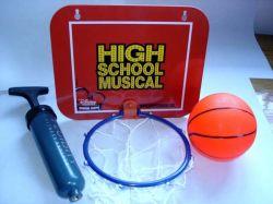 Kit del cerchio di pallacanestro, 3-Item impostato (B02402)