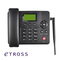 [3غ] [كردلسّ فون] يثبت مع 1 متحرّك [سم] [كرد سلوت] [رموفبل] [تنك] هوائي [3غ] لاسلكيّة مكتتبة هاتف