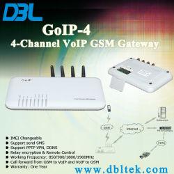 Входной GSM VoIP 4 каналов