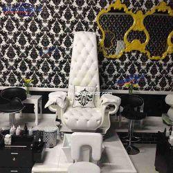 Luxury / Footsie Massagem manicure e pedicure Cadeira de spa de beleza Equipamento
