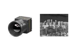 軽量で柔軟性の高い LWIR 640X512 @ 12 μ m VOX 非冷却赤外線イメージングカメラモジュール、監視カメラ、サーマルセキュリティカメラ用