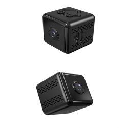 Digital Wireless Internet IP Mini Home Security HD-Netzwerküberwachung Outdoor Sport Mini-Kamera (X6d)