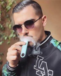 طقم الأنا Vape من Vape قابل للاستخدام مرة واحدة مع حزام WLab Ring 500 مستخدم السجائر الإلكترونية مع بطارية E-Cigarette سعة 1.8 مل 350 مللي أمبير/ساعة