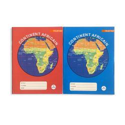 Los útiles escolares 96 Páginas Tapa de Arte Libro de ejercicios de matemáticas en Sudáfrica