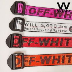 تصميم الأزياء سيدة قبالة بيضاء أصفر حزام الخصر مصنع حزام أبيض غير أبيض