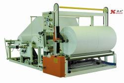 Полностью автоматическая Jumbo Frames рассечение стабилизатора поперечной устойчивости и перемотку назад машины (HX-QPZ-1575)