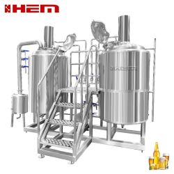 1bbl 2bbl 3bbl 5bbl 6bbl 7bbl 100L 200L 300L 500L de Productie van de Kleine MiniApparatuur van het Systeem van Microbrewery van de Brouwerij van het Bierbrouwen van de Ambacht