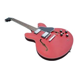 Nach Maß elektrische Gitarre Halb-Hohle Archtop Gitarre für Jazz und Blau-Musiker