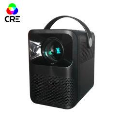 Mini proiettore dell'affissione a cristalli liquidi LED del teatro domestico