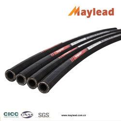 高品質の高圧鋼線のBraidenの油圧ホース