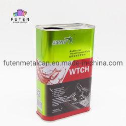 1L Four-Color l'impression CMJN de l'emballage d'huile de boîte de conserve de lubrifiant pour voiture