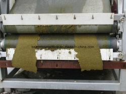 牛肥料の排水のためのベルトの出版物機械