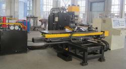 الصفقات الشهرية آلة حفر خرم لوحات الصلب CNC عالية السرعة لبرج الطاقة الفولاذية