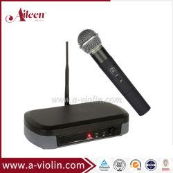 Microfono senza fili di frequenza ultraelevata della singola ricevente (AL-SE2018)