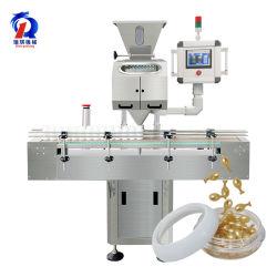 35 frascos/Min elevada capacidade de cálculo da cápsula, Softgel cápsula de gelatina Counter