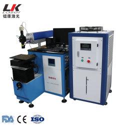 300W/400W 4D Fibra Automática para equipamento de soldadura a laser