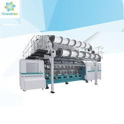 Multibar Rashel teia de têxteis de tricotar máquina de fazer Tricot Lace