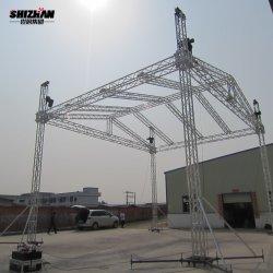 Dach-Stadiums-Aufbau-Stahldach-Binder-Entwurf