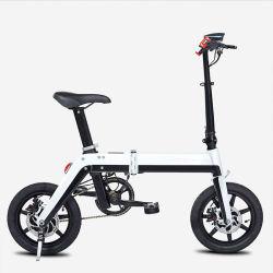 Afc ultra leve5 14polegadas novo na moda Ciclomotor Scooterelectric eléctricos rebatíveis Sepeda Listrik 350W para lazer pequenas Smart levemente com assento Comfort